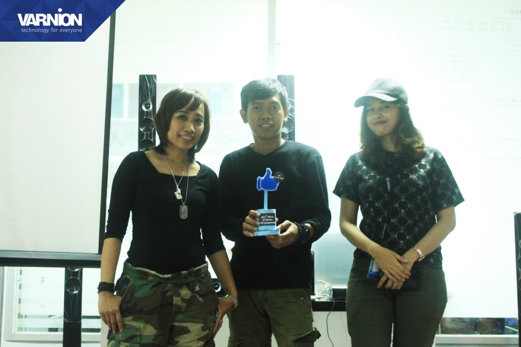 Jakarta 5 As Runner Up of Rap Competition