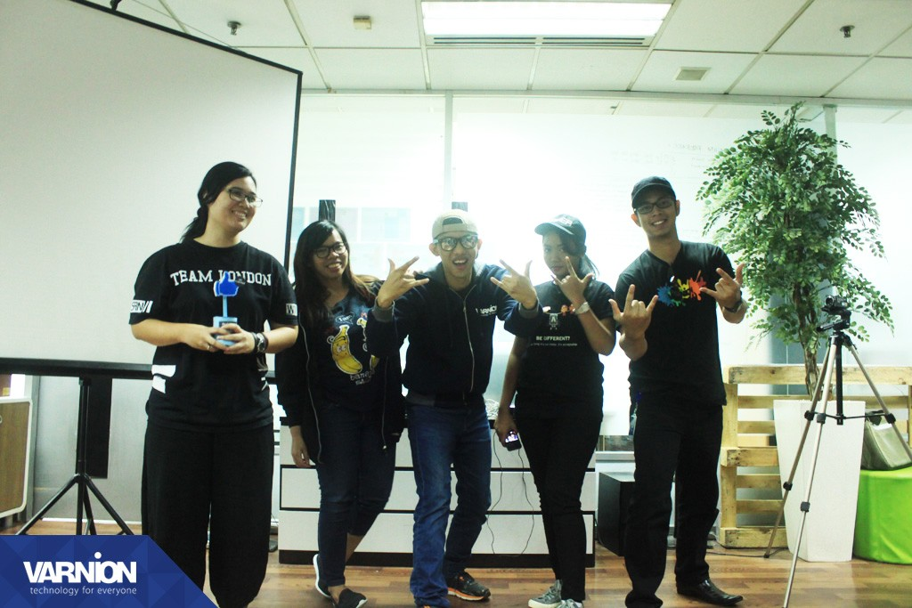 Jakarta 1 As The 1st Winner of Rap Competition
